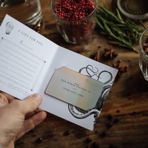 Gift Card Enquiries