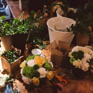 Fresh Flower Crown Workshop
