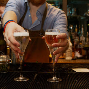 New Year's Eve with The Botanist & Moët