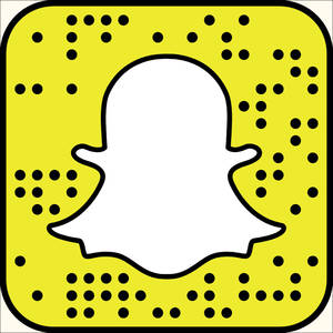 Find us on Snapchat
